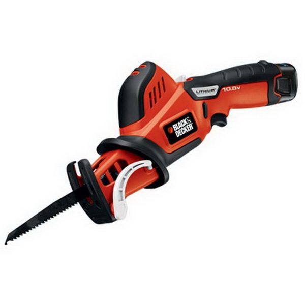 пила сабельная Black&Decker GKC108