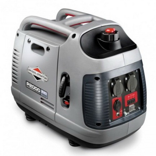 бензиновый генератор Briggs&Stratton INVERTER P2000