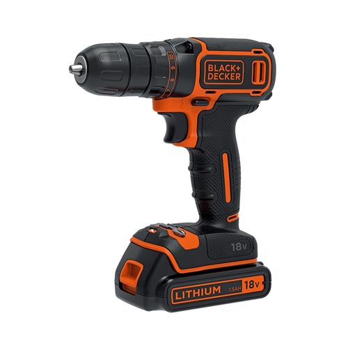шуруповёрт Black&Decker BDCDC18KB