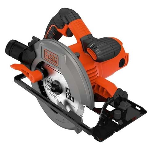пила дисковая Black&Decker CS1550